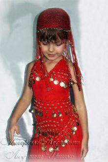 фото костюма восточной принцессы для девочки
