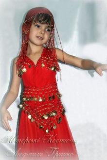 фото маскарадного костюма восточной принцессы