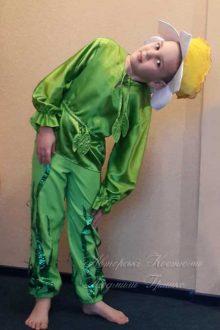 авторский костюм нарцисса для мальчика фото