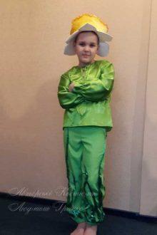 фото детский карнавальный костюм нарцисса для мальчика