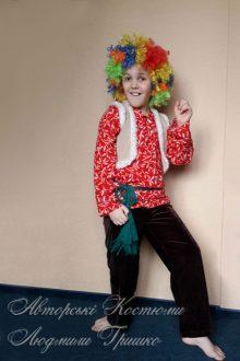 костюм домового на праздник осени фото
