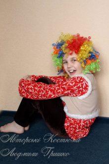 костюм домового для мальчика фото