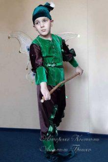 карнавальный костюм эльфа для мальчика фото