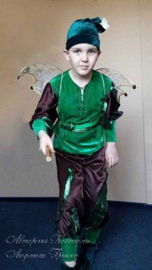костюм эльфа для мальчика фото