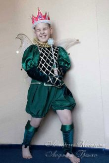 костюм короля эльфов фото