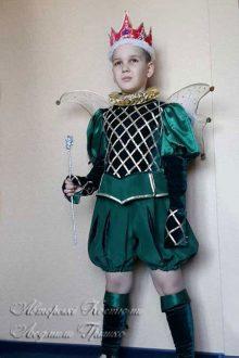авторский костюм короля эльфов фото