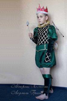 детский костюм короля эльфов фото