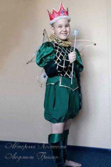 костюм короля эльфов для мальчика фото