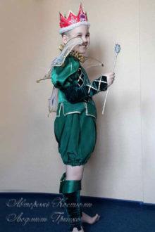костюм короля эльфов фото вид сбоку