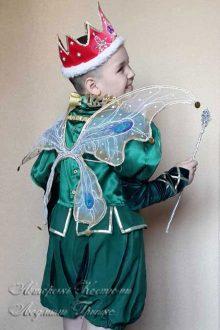 костюм короля эльфов фото вид со спины