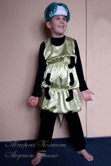 костюм гусеницы для мальчика фото