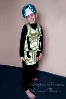 детский костюм гусеницы для мальчика фото