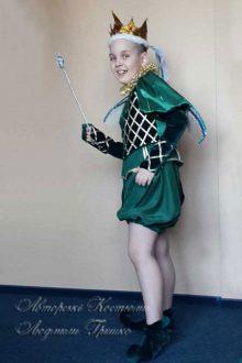 фото новогоднего костюма короля эльфов
