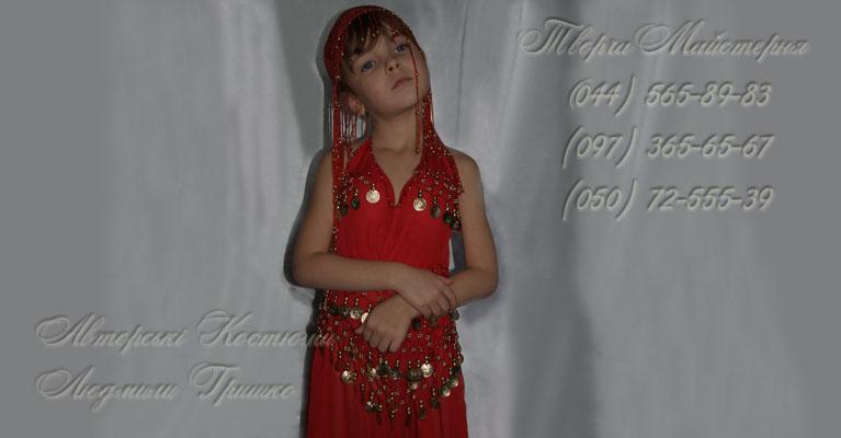 костюм восточной принцессы фото карнавального наряда