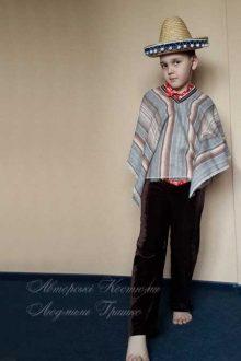 фото мексиканского костюма для мальчика