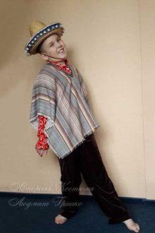 фото мексиканский костюм для мальчика