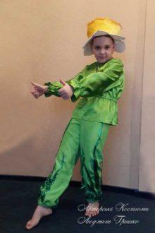 карнавальный костюм нарцисса для мальчика фото