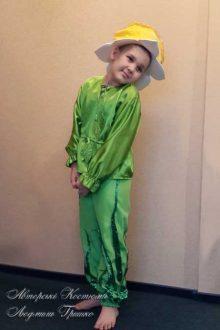 детский костюм нарцисса для мальчика фото