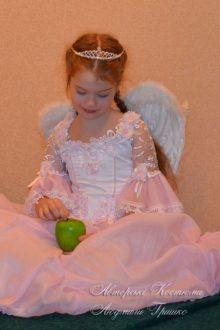 розовый ангел фото для фото-сессий
