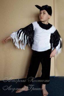 детский костюм сороки для мальчика фото