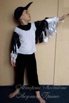 костюм сороки для мальчика фото авторского костюма