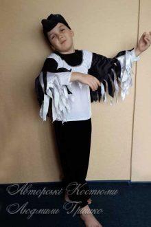карнавальный костюм сороки для мальчика фото