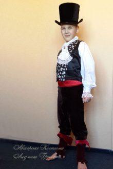 фото костюм вампира для мальчика