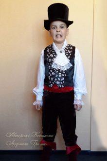 карнавальный костюм вампира фото