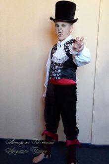 детский костюм вампира фото