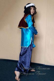 восточный костюм для мальчика фото вид сбоку