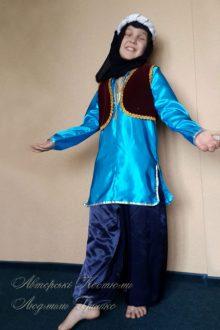 фото карнавальный восточный костюм для мальчика