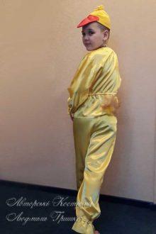 костюм утенка фото пол-оборота