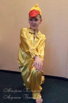 карнавальный костюм утенка фото