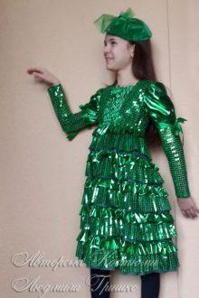 костюм ёлочки для девочки фото 57