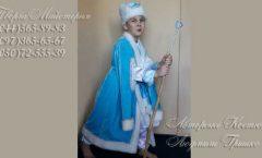 фото костюм зимнего месяца