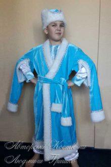 костюм зимнего месяца фото 007