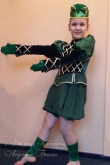 фото костюм лягушонка детский