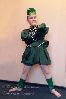 костюм лягушонка для мальчика фото