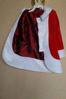 пошив карнавальных костюмов фото шубы санта
