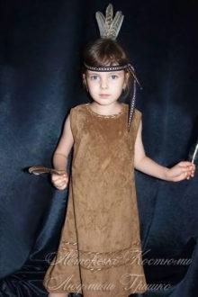 народный индейский костюм фото
