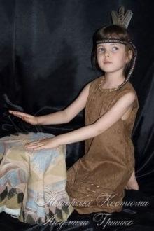 индейский костюм девочке фото