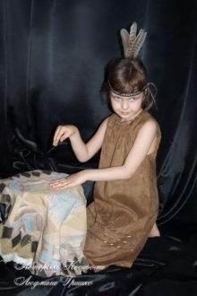 индейский костюм фото карнавального костюма