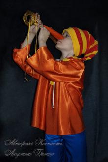 костюм буратино для мальчика фото