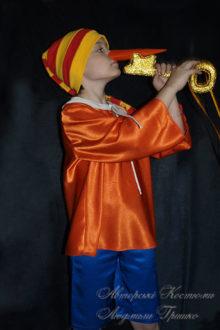костюм буратино фото с золотым ключиком