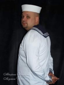 костюм моряка мужской фото