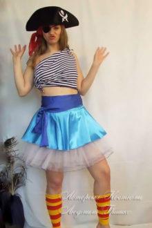 костюм пиратки взрослый женский фото