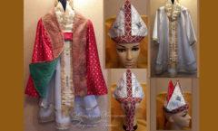 фото аксессуары для костюма Св.Николая
