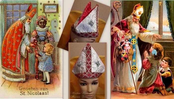 аксессуары-костюм Св.Николая фото