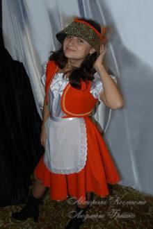 костюм лисы взрослый фото