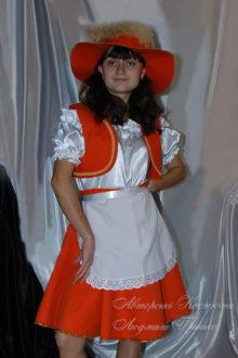 костюм лисы женский фото
